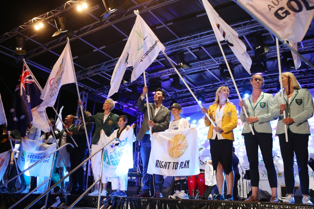 GOLD COAST, AUSTRALIA - MAY 05: Gold Coast SportAccord 2019 at Gold Coast Convention Centre on May 05, 2019 in Gold Coast, Australia. (Photo by Chris Hyde/Getty Images)