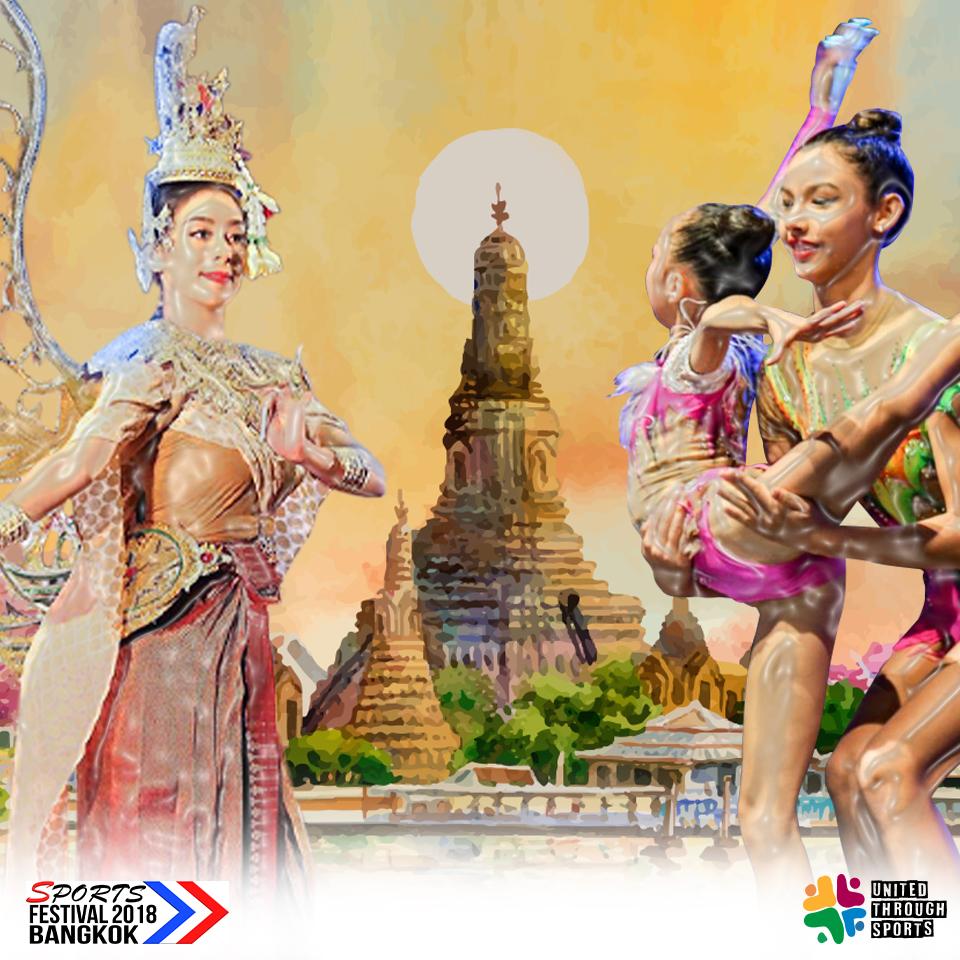 Sports Festival SportAccord 2018 Bangkok