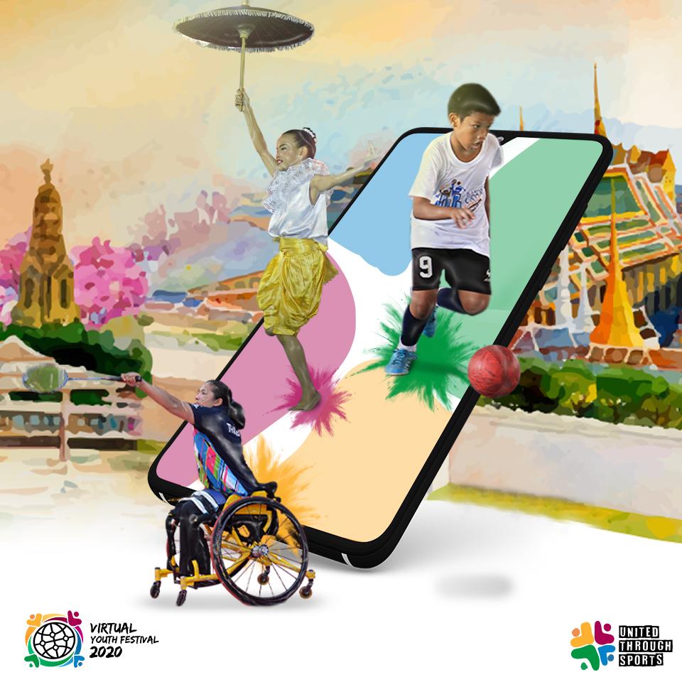 World Virtual Youth Festival UTS 2020 Bangkok